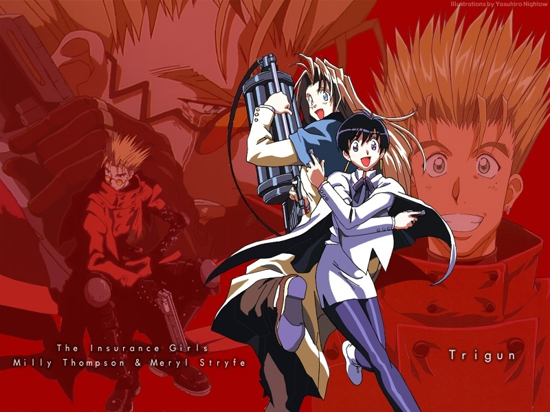 trigun animebox japanese anime - photo #27