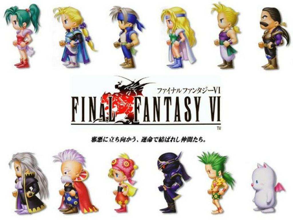 The Best Final Fantasy